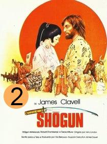 Minissérie Shogun – E2